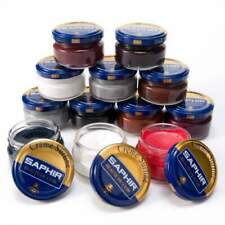 Saphir Shoe Cream 50ml. Jar Imported From France (All Colors)