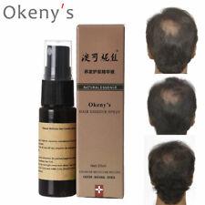 Hair Essence Spray 7 Days Hair Regrowth Thickener Ginger Hair Growth Serum 20ml