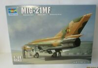 Trumpeter 1/48 Mig-21 MF,  mit NVA-Version