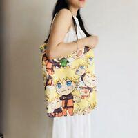 Naruto kids shopper bag sling bags gift bags Totes handbag shopper bag