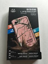 Lifeproof iPhone 4/4S Fre Case, Realtree AP Pink/Pink