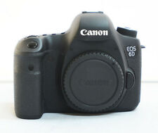 Canon EOS 6D 20.2MP Digital SLR Camera - Black
