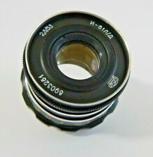 INDUSTAR-61 L/D 2.8/55 mm made in USSR Leica lens M39 Zorki FED RF 1989 release!
