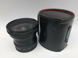 Panagor Semi Fisheye Adapter With 52mm Filter Attachment