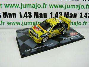 RMIT24F 1/43 IXO Rallye Monte Carlo : SEAT Cordoba WRC P.Liatti 1999