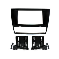 Radio Replacement Dash Mounting Installation Kit Double-DIN for BMW 3 Series