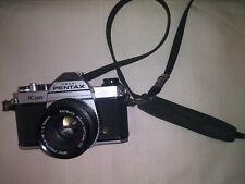 Asahi Pentax K1000 with SMC Pentax-M 50mm f/2