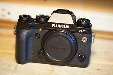 Fujifilm  -  FUJI XT-1 BLACK with Extras.........