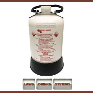 Beer Line Cleaning Bottle Small 5 Litre