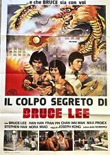 35mm Feature--IL COLPO SEGRETO DI BRUCE LEE. Italian language film.