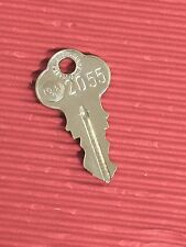 Replacement Key for Bradley Brand Dispenser Products-#2055 Key