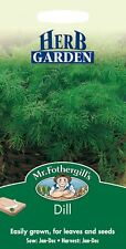 Mr Fothergills - Pictorial Packet - Herb - Dill - 750 Seeds