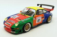 PORSCHE 911 993 GT2 #61 LE MANS 1998 MULLER TRUNK PALMBERGE GT SPIRIT GT754 1/18