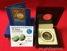 2019 Philippine 10,000 Piso 70 Yrs Central Banking Banko Sentral  GOLD Coin 42g