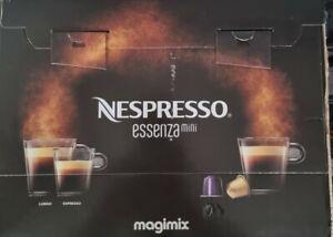 Nespresso Essenza Mini Coffee Machine - By Magimix - BLACK - BNIB - FAST P&P