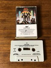 KISS ~ LOVE GUN ~ ORIGINAL CASSETTE ~ 1977