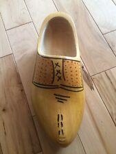 "Wooden Shoe 12"""