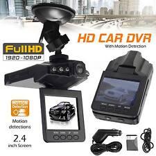 Car DVR Camera Video Recorder HD 1080P Night Vision Vehicle Dash Cam G Sensor US