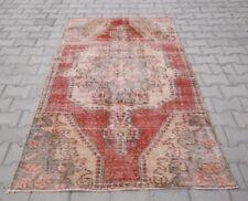"Turkish Oushak Rugs 3'8""x6'6"" Weaving Rug Ethnic Rugs Home Living Area Rugs 1247"
