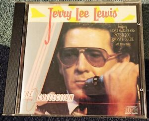Jerry Lee Lewis The Collection CD