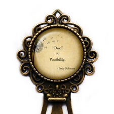 """Emily Dickinson """"I dwell in possibility."""" Bookmark"""