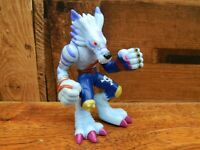 "Digimon Weregarurumon Action Figure - 3"" Tall"