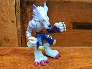 """Digimon Weregarurumon Action Figure - 3"""" Tall"""