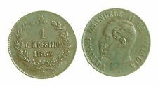 pcc1275_7) Regno d' Italia Vittorio Emanuele II  - 1 Centesimo Valore 1867 Mi