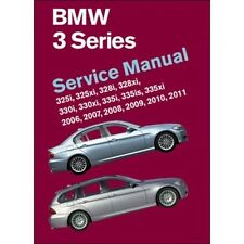 BMW 3 Series Service Manual 2006 2011 book paper