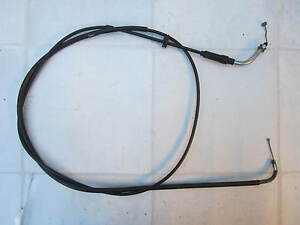 PEUGEOT VIVACITY THROTTLE CABLE RUNS SMOOTHLY 2008 - 2013
