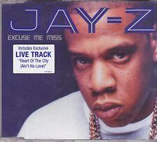 Jay-Z-Exuse Me Miss cd maxi single