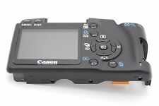 Canon EOS 1000D (Rebel XS / Kiss F Digital) Rear Cover With LCD Flex EH3482