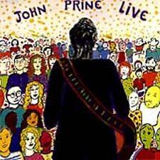 John Prine - Live [New CD]