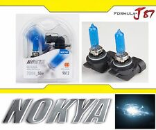 Nokya 7000K White 9012 HIR2 Nok7432 55W Two Bulbs Head Light Low Beam Replace OE