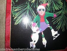 Hallmark Keepsake 1999 Maxine On Thin Ice & Floyd Shoebox Christmas Ornament New