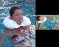 Special Needs Swimming Handicap Aquatic Neck COLLAR Head Float Swim Brace- 9101