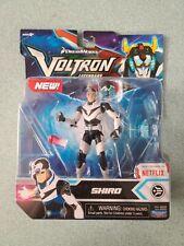 Voltron Legendary Defender Shiro Figure Netflix Tv Playmates New