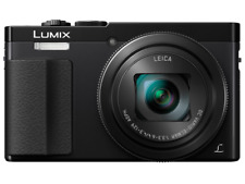 Panasonic DMC-TZ60EB-K Digital Camera 18.1 MP 30X Super Zoom Full HD Record Blac