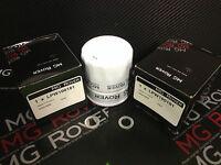 2 X MGF , MG TF Genuine MG Oil Filter And Sump Plug Washers LPW100181.