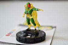 Marvel Heroclix Avengers/Defenders War Vision Uncommon 024