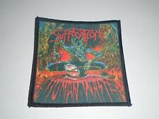 SUFFOCATION HUMAN SUBLIMATED PATCH