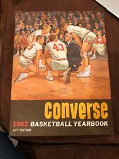 Original 1962 Converse Basketball Yearbook 41st Edition  Ex Condition