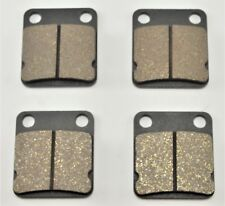 NEW YAMAHA Bear Tracker 250 YFM250 (2000-04) BONDED FRONT BRAKE PADS