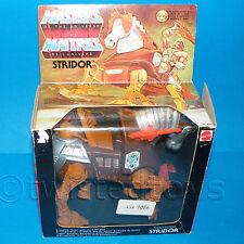 Vintage 1983 80s Mattel Motu De He-man (Heman) Stridor Horse Completo En Caja Raro