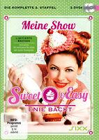 SWEET & EASY: ENIE BACKT - Staffel 2 - Limited Edition (2 DVDs) *NEU OPV*