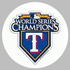 GOLF/ 2010 Texas Rangers World Series Champs Ball Marker/w Magnet Hat Clip New!!