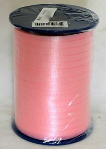 """3/16"""" Crimped Curling Ribbon 500 YDS (1500 Ft) Spool Balloons Party Wedding"""