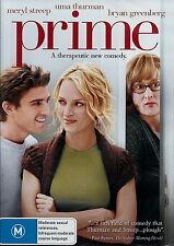 Prime - Uma Thurman - NEW DVD