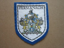 Fermanagh Cloth Patch Badge