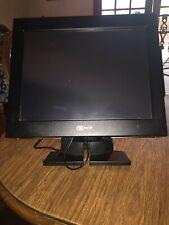 Ncr Touchscreen Monitor Model 7734-3000-8800 Pos Terminal w/credit swipe
